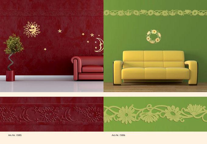 Noticias 2 mundo larraz - Pinturas decorativas paredes ...